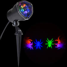 Halloween Ghost Projector Lights by Lightshow 11 81 In Projection Whirl A Motion Ogpb Spiders 72506