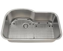 Franke Sink Bottom Grids by 346 Offset Single Bowl Stainless Steel Sink