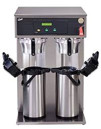 Wilbur Curtis G3 Airpot Brewer 22L To 25L Twin Tall Gravity