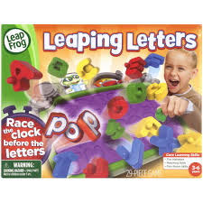 Letter Factory Leaping Letters ABC Learning Game