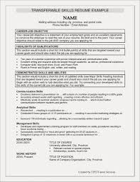 Types Of Skills To Put On A Resume Resume | Best Resume Template ...