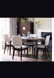 John Lewis Dining Room Tables Walnut Garbo Extending Table 4 Chairs Mid Century Art