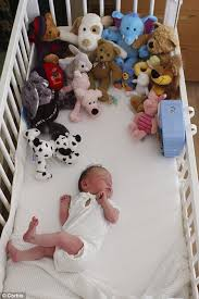Soft but deadly Parents warned about crib accessories that can