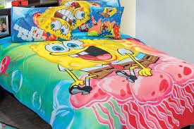 5 Spongebob Bedding Set For Babies, Kids And Toddlers