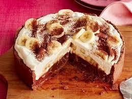 bananen karamell schoko kuchen