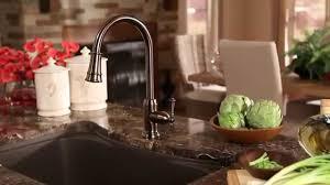 Ferguson Moen Kitchen Faucets by Mirabelle