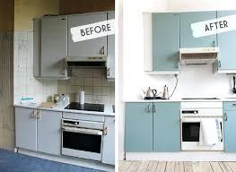 peindre carrelage mural cuisine peinture carrelage mural cuisine kitchen makeover before after une