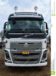 100 Truck Brand White New Volvo Editorial Photography Image Of