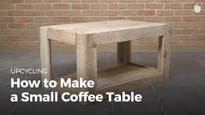 DIY Project Ideas Reclaimed Wood Table