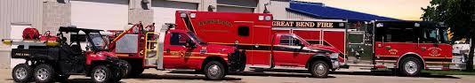 100 Kansas Fire Trucks Department Great Bend KS Official Website