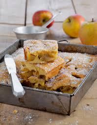 dessert au pomme rapide gâteau brioché aux pommes régal