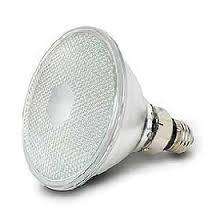 led par38 flood light bulb 4 watts 30k warm white led light bulb