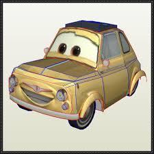 Disney Pixar Cars Luigi