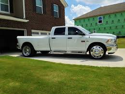 My RAM 3500 On 24