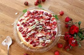 schnelle erdbeer mascarpone torte undiversell