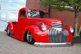 1946 Chevy Truck For Your Slammed Fix For The Day - CMW Trucks