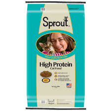high protein cat food sprout hi protein cat food by sprout at mills fleet farm