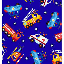 Rescue Vehicles Cotton Fabric - Police Car Ambulance Fire Engine ... Fabric For Boys At Fabriccom Firehouse Friends Engine No 9 Cream From Fabricdotcom Designed By Amazoncom Despicable Me Minion Anti Pill Premium Fleece 60 Crafty Cuts 15 Yards Princess Blossom We Cannot Forget Our Monster Truck Fabric Showing The F150 As It Windham Designer Fabrics Creativity Kids Deluxe Easy Weave Blanket Ford Mustang Fleece Fabric Blanket