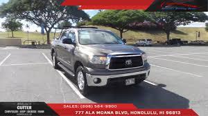 100 Toyota Tundra Trucks PreOwned 2013 4WD Truck Crew Cab Pickup In Honolulu