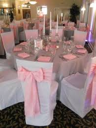 Chair Covers By Sylwia Inc by White Table Clothes White Chair Covers White Napkins Yellow
