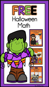 Halloween Multiplication Worksheets Grade 4 by Best 25 Halloween Math Worksheets Ideas On Pinterest Halloween