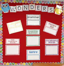 Mcgraw Hill Desk Copy by Mcgraw Hill Wonders Reading Bulletin Board Second Grade Wonders