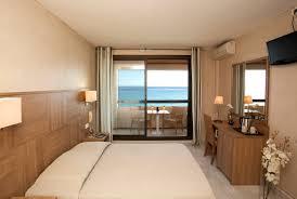 chambre loggia chambres hôtel beau rivage