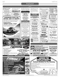 100 Local Truck Driving Jobs In Dallas Tx The Greensheet Tex Vol 35 No 197 Ed 1 Wednesday