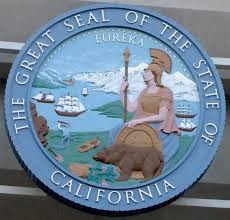 Representation Of The Great Seal California