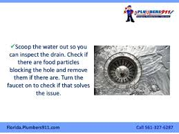 Home Remedies To Unclog A Kitchen Sink by How To Clear A Clogged Kitchen Sink