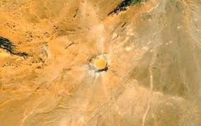 A Meteor Crater That Scientists Believe Could Help Prepare For Future Impacts Has Been Discovered On Google Earth