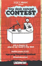 Tiny Desk Concert Adele by Hello Tiny Desk Concert Contest Npr