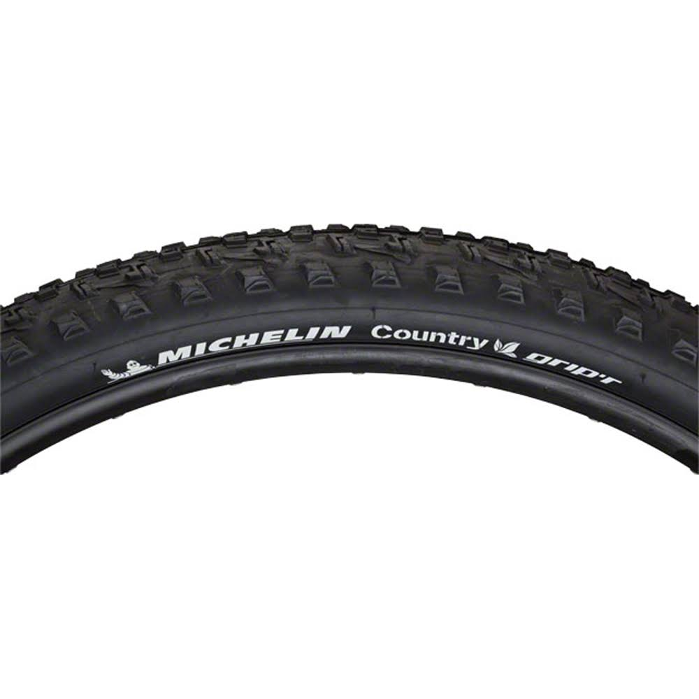 "Michelin Country Grip'r Tire - 27.5x2.10"", Black"