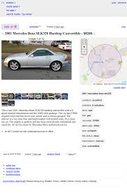 At $8,200, Could This 2001 Mercedes SLK320 Be A Hardtop Convertible ... Nissan Titan Tonneau Cover Craigslist Craigslist Shuts Down Personals Section After Congress Passes Bill 650 750 Rooms For Rent Flip Can Ugly Still Be Good Ux Codeburst Leo Boston Cars By Owner Best Car Reviews 1920 By Nh And Trucks Food Truck Sale Google Search Mobile Love Food Connecticut Prostution Laws And Penalties Truck Wwwtopsimagescom The Bad In Website Design Lisa Yang Medium For 5500 Not So Mellow Yellow