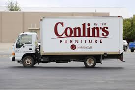 100 Npr Truck FileConlins Furniture Branded Isuzu NPR Truck In Gillette Wyoming
