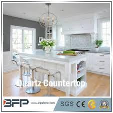 comptoir de cuisine quartz blanc black quartz artificielle de quartz blanc le quartz
