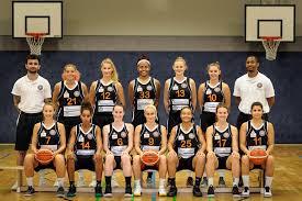 Damen Basketball Bundesliga SG Bergische Löwen