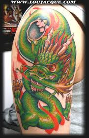 Looking For Unique Asian Tattoos Chinese Dragon