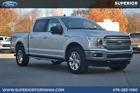 New 2019 Ford F-150 XLT 4WD Crew Cab Crew Cab Pickup In Fayetteville ...