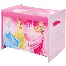 coffre à jouets room studio collection disney princesses