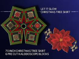 Tsbl220206letitglowflyersta The Perfect Skirt To Encircle Your Christmas Tree