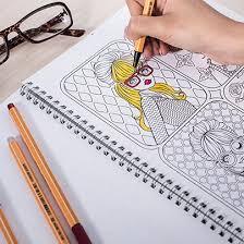 Ocean Animal Patterns Adult Coloring Books