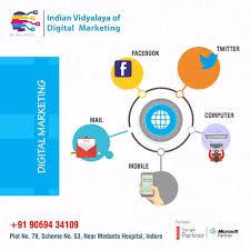 Indian Vidyalaya Of Digital Marketing Janjeerwala Square Computer