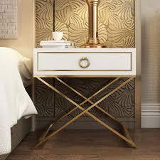 marmortisch beistelltisch gold silber