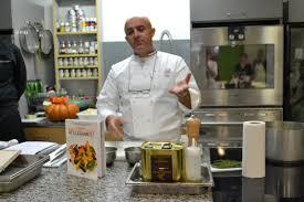 cours de cuisine avec le chef etoilé olivier nasti comment faire