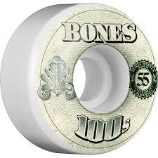 100 Teels Trucks Bones 100s OG Formula V4 Wheels Wheels StreetPark Wheels At Tri