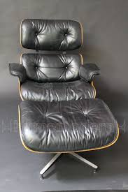 Authentic Eames Lounge Chair & Ottoman / ES670 - ES671 #191