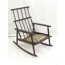 190403-984-Mid Century Modern Rocker Rocking Chair Frame ... Bow Back Chair Summer Studio Conant Ball Rocking Chair Juegomasdificildelmundoco Office Parts Chairs Leg Swivel Rocking High Spindle Caned Seat Grecian Scroll Arm Grpainted 19th Century 564003 American Country Pine Newel North Country 190403984mid Modern Rocker Frame Two Childrens Antique Chairs Cluding Red Painted Spindle Horseshoe Bend Amish Customizable Solid Wood Calabash Assembled