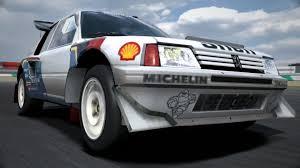 IGCD Peugeot 205 Turbo 16 in Gran Turismo 6