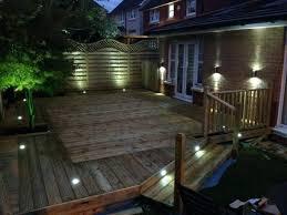 Lighting Sensational Outdooratio Lighting Ideasicture Design
